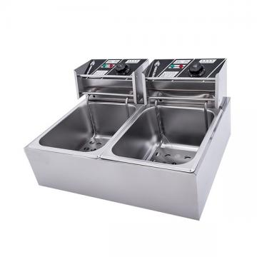 Restaurant Equipment Kitchen Electric Continuous Industrial Deep Chip Fryer
