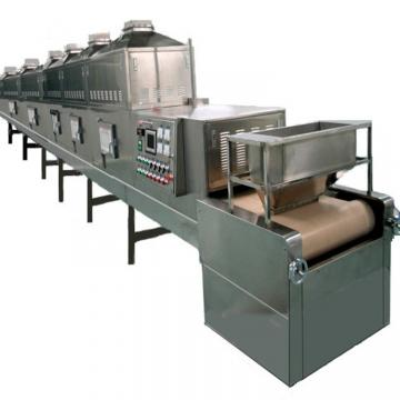 Large Industrial Stainless Steel Continuous Microwave Food Belt Conveyor Dryer
