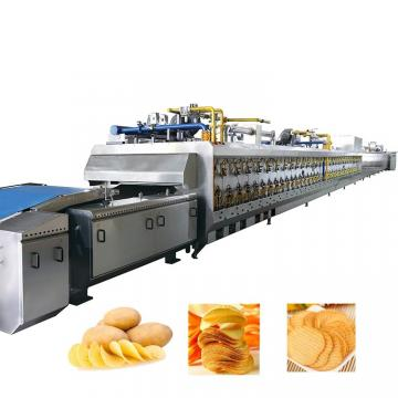 Fully Automatic Industrial Potato Chips Making Machine Price