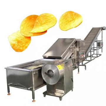 Fresh Potato Chips Making Machine/Frozen French Fries