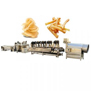 Semi-Automatic Potato Chips Machine Fresh Home Potato Chips Machine