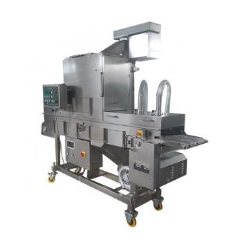 High-Efficiency Hamburger Box Making Machine for Packaging Factory
