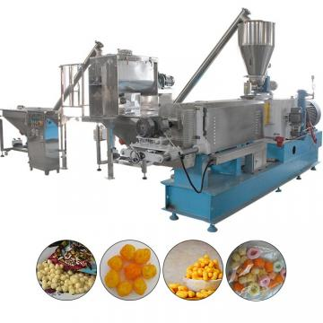 Single Screw Extruder for Pellet & Frying Snacks (LT100)